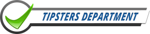 Tipster Department Logo